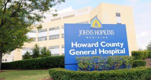 Howard County General Hospital in Columbia is celebrating its 40th anniversary this year.