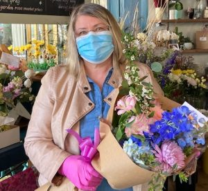 Lana Brown, owner of Fleur De Lis in Baltimore, says some of her wedding clients are moving their events into 2022 because of uncertainty about the pandemic. (Submitted Photo)