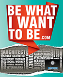 Be What I Want to Be cover image 2013