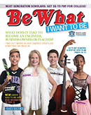 Be What I Want to Be Next Generation cover image 2018
