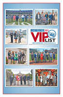 VIP List cover image 2015