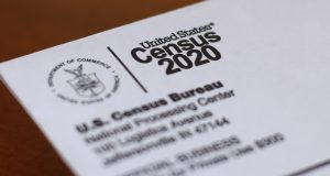 The Supreme Court has agreed to hear a politically charged case over whether the Trump administration can exclude non-citizens from being counted in the census. (AP Photo/Paul Sancya, File)