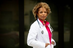 Dr. Michelle Forbes is a pedatrician who practices in Flower Mound, Texas. MUST CREDIT: Photo for The Washington Post by Allison V. Smith