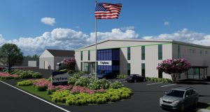 An artist's rendering of Aphena's fully renovated Easton facility. (Business Wire photo)