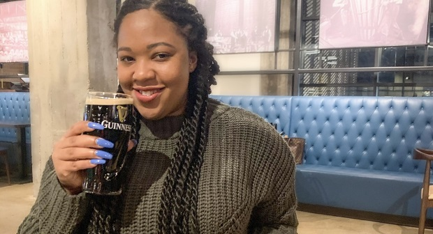 Simone Phillips decided to start blogging and posting about Baltimore's food when she realized that people from outside of the city had negative perceptions of the city's dining options. (Submitted Photo)