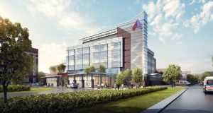 Adventist HealthCare Shady Grove Medical Center has earned approval from the state of Maryland for a tower expansion and renovation project. The new tower will bring state-of-the-art upgrades to several units and will create all-private rooms at the hospital. Shady Grove plans to break ground on the tower at the end of 2021.