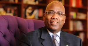 Morgan State President David Wilson. (The Daily Record file photo)