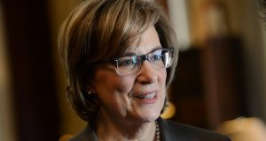 Mandatory retirement will require Chief Judge Mary Ellen Barbera to step down later this year after eight years in the job. (The Daily Record/File Photo)