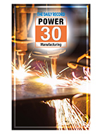 The Daily Record's Power 30 Manufacturing