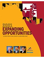 Minority Business/Expanding Opportunities 2020 cover